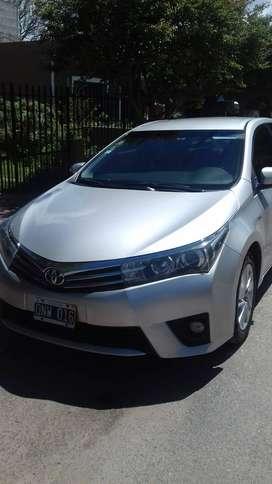 Toyota Corolla Xei Pack c/ GNC Muy Bueno!!!