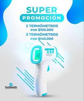 Termometro Digital Sin Contacto SUPER PRECIO