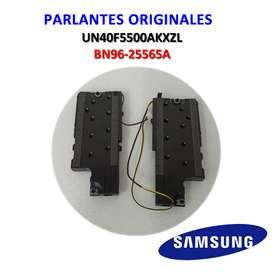 PARLANTES ORIGINALES SAMSUNG  MODELO UN40F5500AKXZL