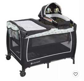 Corral baby trend lil snooze deluxe