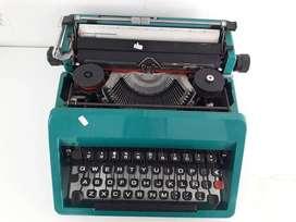 Maquina De Escribir Olivetti Mex