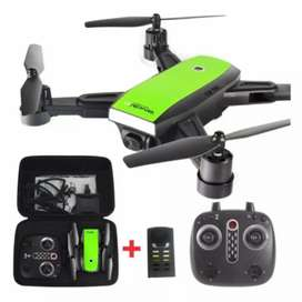 Drone con cámara WiFi 720p full HD plegable semi pro LH-x28. Envios a todo El país pagos contra entrega envios gratis