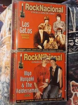 Colección Cd Rock