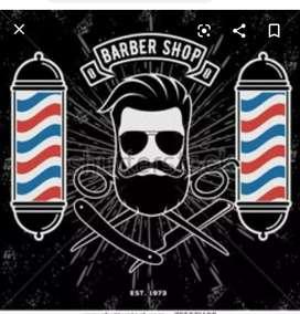 Necesito 2 barbero con experiencia en cortes estilo barba