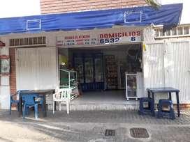 Vendo o permuto tienda en giron