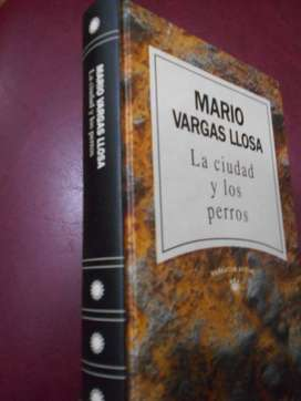 Mario Vargas Llosa. La ciudad y los perros. En excelente estado.