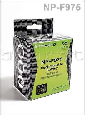 A64 Bateria Np F975 Alta Capacidad 7800 Mah Np F970 F960 New
