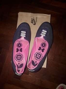 Zapatillas Ballerinas Nike N38,5
