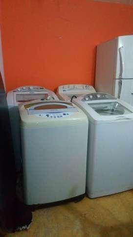 Lavadoras en Perfecto Estado con 6 Meses