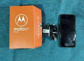 Motorola Moto e6 plus 32 GB. 2 ram. Poco uso. Excelente estado. Solo vendo