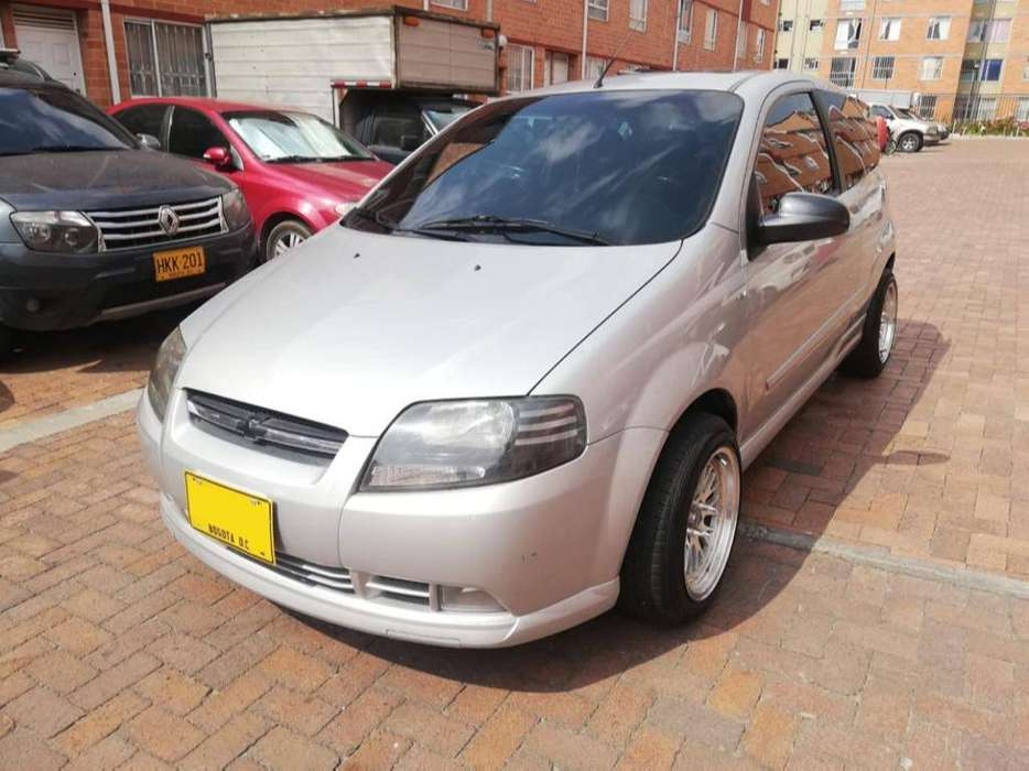 aveo gti limited full equipo 1600