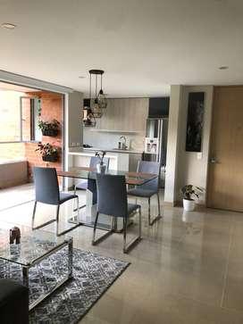 SABANETA LIVING VISTA NATURAL 97 m2 reformado