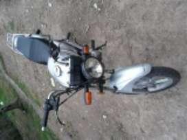Vendo Honda Storm125 Titulo Y Tarjeta.permuto
