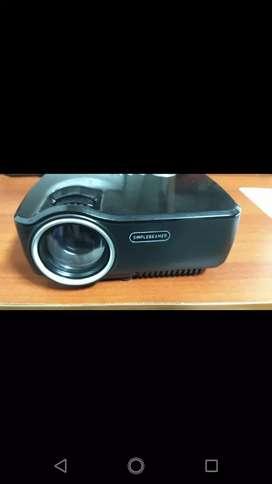 Proyector led HD video beam 1200 Lumens Gp70
