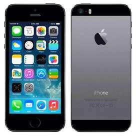 iPhone 5S con Accesorios Originales