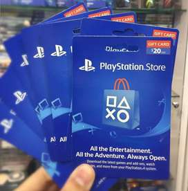 Psn play station 4