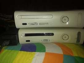 2 Xbox 360 para reparar