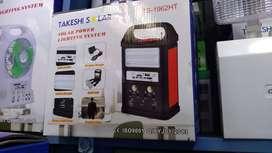 Kit Solar Portátil De Emergencia