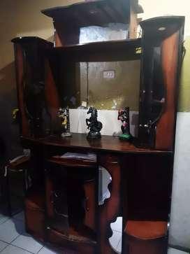 Estante entrenimiento mueble usados tv muebles para sala