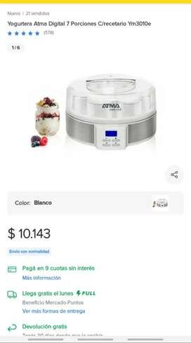 Yogurtera digital