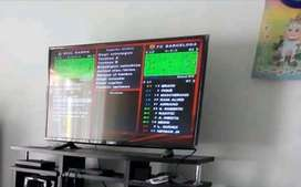 Vendo Smart TV de 43 pulgadas