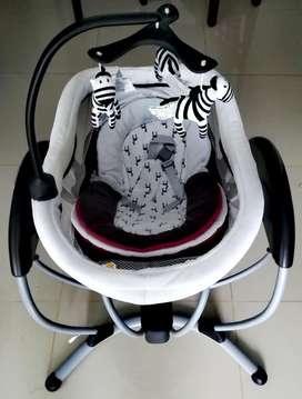 Cuna-silla Mecedora Graco