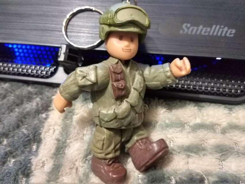 Llavero - Soldado 0
