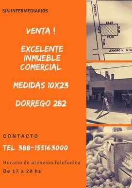 Galeria comercial calle Dorrego