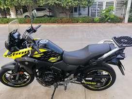 Venta Moto 250 v-strom