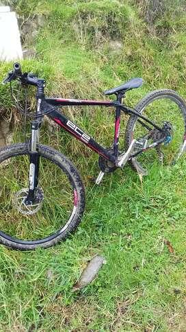 Bicicleta Ec2