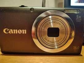Vendo o cambio cámara canon