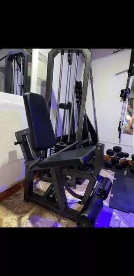 Maquina de gimnacio extencion profesional