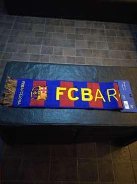 Bufanda Oficial Barcelona Nueva