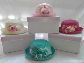 Sombreros Vintage para Niña