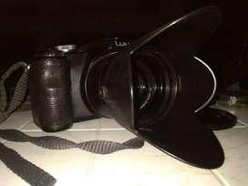 Camara semi reflex