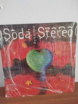 Soda Stereo LP Dynamo