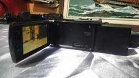 Filmadora SONY Handycam HD  S/. 650