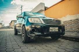 Camioneta Hilux Año 2012 en venta