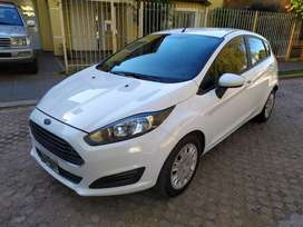 Ford Fiesta 2016 S Plus