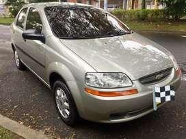 Chevrolet aveo family 1.4 2011 unico dueño refull