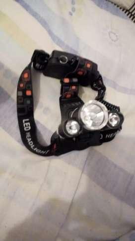 Vendo high power headlamp (x 3 cree t6)