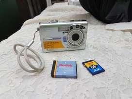 Cámara fotográfica Kodak comonueva