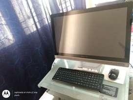 Lindo computador de mesa