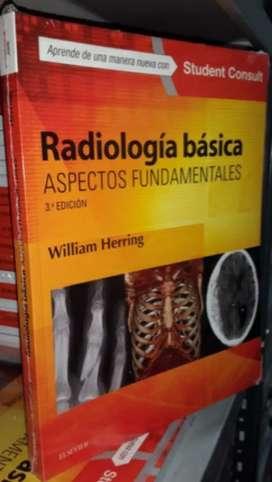 Radiología Básica  William Herring 3ra edicion