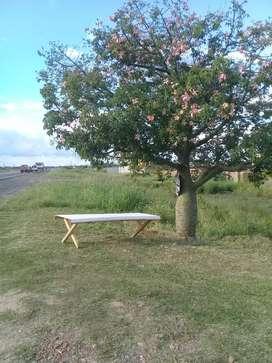 VENDO catre, reposeras y sillones