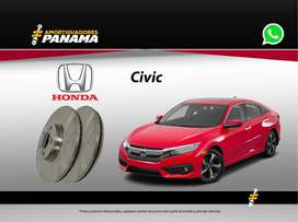 disco freno honda civic