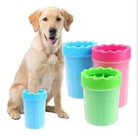 Lavapatas para perro raza pequeña/mediana-grande