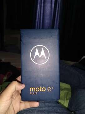 Vendo Motorola Moto e7