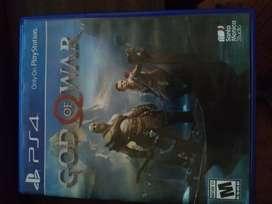 Vendo god of war 4 juego