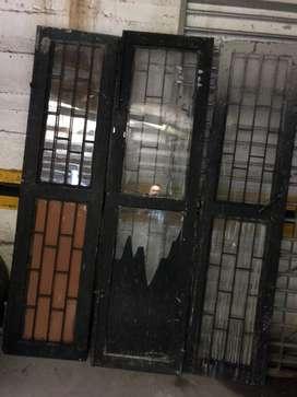Expectaculares puertas de Hierro